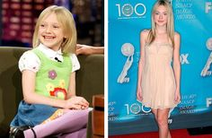 Dakota Fanning  The Most Famous Child Stars Who Graced Our Screens - Where Are They Now? • Page 3 of 5 • BoredBug
