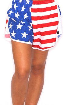 America shorts- cute everything on this site