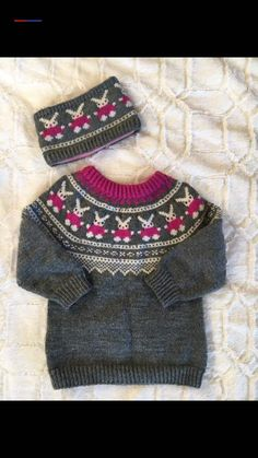 Drops Design, Ravelry, Fair Isle Knitting Patterns, Knitting For Kids, Kids Outfits, Children, Model, Sweaters, Tejidos