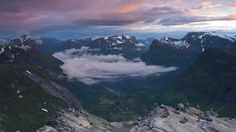 http://www.facebook.com/ScenicMotion  In this timelapse film you will see some of Norway´s most famous nature attractions- from the beautiful fjords, spectacular views from famous panoramic viewpoints like Dalsnibba in Geiranger all the way up to  Galdhøpiggen (highest mountain peak in Norway and Northern Europe) just to mention a few of the locations in this film.   The nature attractions and locations will appear in the right corner while this video is playing, so if there is a ...