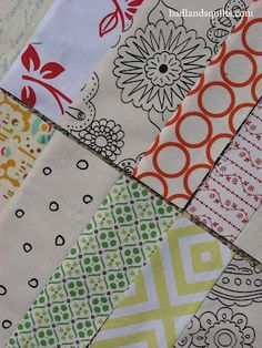 BeeFF: Low Volume blocks for Laura | BADLANDS QUILTS: Rugged & Refined