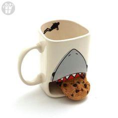 Shark Week Cookie Dunk Mug (*Amazon Partner-Link)