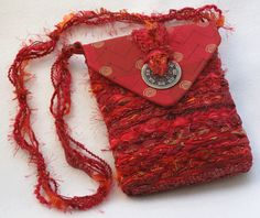 Red All Over Purse