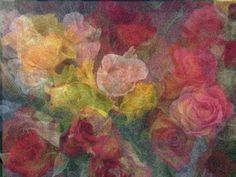 A Flora Kaleidoscope - our gallery of Flora & Fauna designs. Flora And Fauna, Roses, Gallery, Painting, Collection, Design, Art, Art Background, Pink