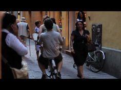 AMERIQUA - Disturbing the peace in Bologna