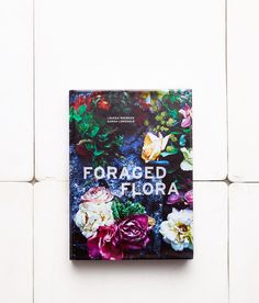 <p>A gorgeously photographed new take on flower arranging using local and foraged plants and flowers to create beautiful arrangements. Using ingredients both common and unusual, humble and showy, Foraged Flora provides a visually arresting vision for flowers and arranging, organized by months of the year. (Might we suggest pairing it with a seasonal trimmed vase or two as a gift, sold separately?)</p>