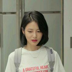 Teen Web, Teen Images, Web Drama, Asian Celebrities, Korean Actresses, Ulzzang Girl, K Idols, Hair Goals, Korean Girl