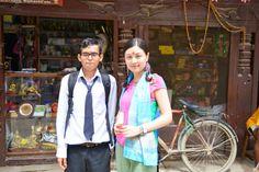 japanese street fashion japanese fashion magazine japan store korean style chinese fashion trendy : The aroma of impression of Nepal, Kathmandu
