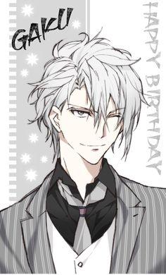 画像 M Anime, Hot Anime Guys, Cute Anime Boy, Anime Art, Anime Boys, Anime White Hair Boy, Anime Hairstyles Male, Handsome Anime, Manga Boy