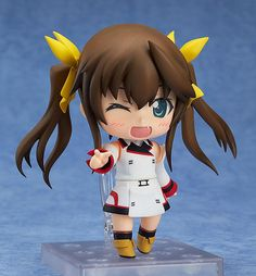Buy PVC figures - Is (infinite Stratos) PVC Figure - Nendoroid Lingyin Huang - Archonia.com