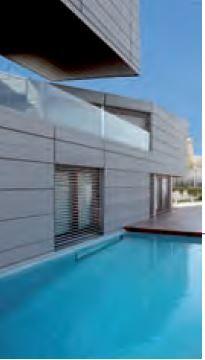 Private house, Viladecans (Spain)  by Blai Pérez  #PrivateSwimmingPool #QuartzZinc #Spain #Zinc #VMZINC