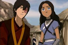 Zutara- Prince Zuko and Katara from Avatar The Last Airbender Avatar Zuko, Avatar Airbender, Zuko And Katara, Avatar Cartoon, Prince Zuko, The Last Avatar, Iroh, Korrasami, Legend Of Korra