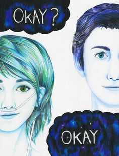 If you don't understand the power of Okay...read The Fault in our Stars