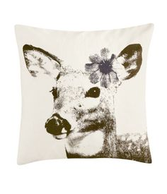 Love this pillow - H&M Home, get here faster!