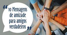 As palavras de amizade são lindas mas é nos gestos que se vê a verdadeira amizade. Descubra que gestos são esses que mostram a amizade verdadeira.