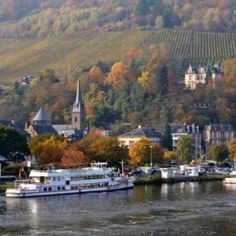 Traben-Trarbach, Germany  (Pinch me, we actually lived here).