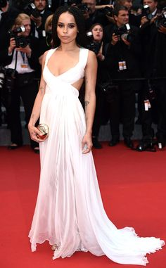 Zoë Kravitz from Stars at the 2015 Cannes Film Festival | E! Online