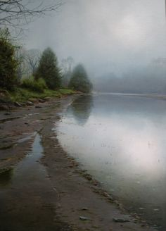 """Vapour""  By Renato Muccillo Fine Arts Studio, Canadian Contemporary Artist oil on canvas; 20 x 28 in This piece is one that will be featured at Renato Muccillo's upcoming exhibition, April 12, 2015 at the White Rock Gallery. https://www.facebook.com/pages/Renato-Muccillo-Fine-Arts-Studio/104517059583818"