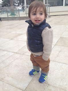 My Little Boy's style