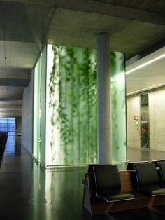 The Zürich airport
