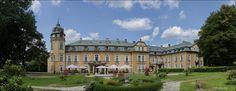Palace Żelazno, Klodzko, Lower Silesia, Poland.