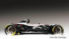 Honda's Mad Project 2&4 Concept [w/Video]