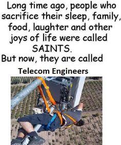 Telecom Engineers