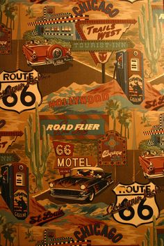 Route 66 Wallpaper, Launching Pad Diner, Wilmington, Illinois – My Company Route 66 Wallpaper, Retro Wallpaper, Iphone Wallpaper, Route 66 Road Trip, Road 66, Road Trips, Deco Retro, Images Vintage, Vintage Travel Posters
