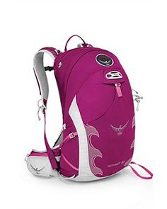 The Tempest 20 is a women's specific panel loading technical daypack perfect for a variety of outdoor activities including day hiking and adventure racing. Buy Now: http://www.outsidesports.co.nz/Gear/Hiking_&_Camping/Packs/SOOSP-10292/Osprey-Tempest-20-Hydration-Pack-Women%27s.html#.VNK8sLSuqyI