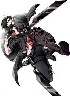 Rivaille (Levi)   Shingeki no Kyojin #anime