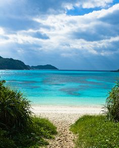 My mother's homeland is Okinawa, Japan. I've been there once and would love to take the family someday.