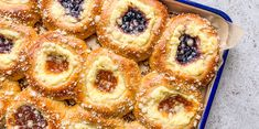 Just Desserts, Dessert Recipes, Oreo Desserts, Pastry Recipes, Plated Desserts, Breakfast Recipes, Czech Recipes, Jewish Recipes, Danishes