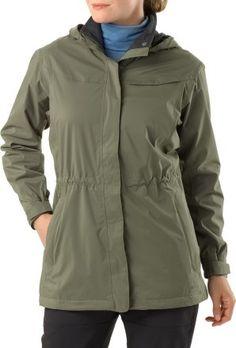 REI Belltown Rain Jacket.