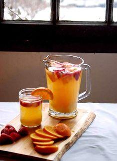 Strawberry Pineapple Orange Sangria