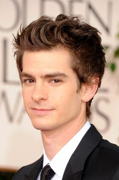 Andrew Garfield-the Amazing Spiderman...I'm in love!