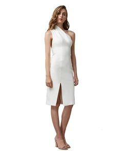 Buy Finders Keepers Women's Multicolor Brooks Single Shoulder Dress In Cloud, starting at $82. Similar products also available. SALE now on!