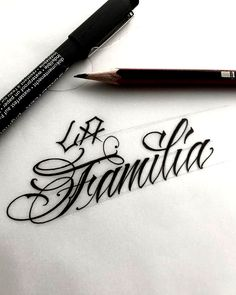 Tattoo Fonts For Men Calligraphy - Tattoo Tattoo Fonts Alphabet, Tattoo Fonts Cursive, Tattoo Lettering Styles, Chicano Lettering, Graffiti Lettering, Calligraphy Tattoo, Tattoo Script, Forearm Tattoos, Hand Tattoos