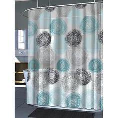 Splash PEVA Bath Shower Curtain Coil 70 x 72 NIP New  | eBay