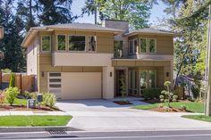 Houseplans.com Contemporary Front Elevation Plan #132-225