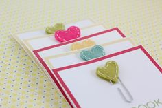 bookmarks and a cute way to package them! #gift_ideas #crafts #felt