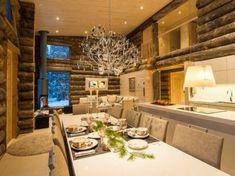 Mr2, Villa, Table Settings, Cottage, House, Koti, Html, Wood, Finland