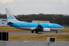 Boeing 737 30365: 737-7K2 PH-BGF KLM Newcastle Airport