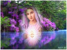 JEZUS en MARIA Groep.: DE TRIOMF VAN HET ONBEVLEKTE HART VAN MARIA EN HET...