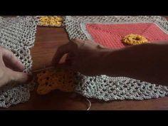 Free Pattern: Flower Crochet T-shirt - Tricou crosetat Crochet T Shirts, Flower Crochet, Pattern Flower, Crochet Projects, Free Pattern, Join, Make It Yourself, Tees, Blog