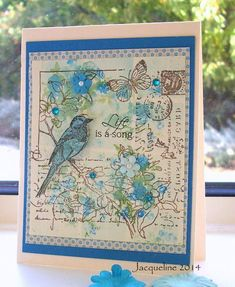 Penny Black collage stamp | Flickr - Photo Sharing!