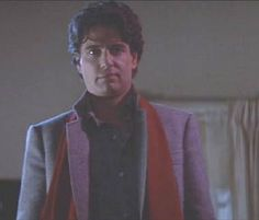 """(**My gay friends and I called him """"sex on legs""""***) the fictional Jerry Dandridge Hottest Vampire to date, from the 1985 film """"Fright Night."""" Played by Chris Sarandon Best Horror Movies, Scary Movies, Chris Sarandon, Espanto, Vampire Stories, Hot Vampires, Best Horrors, Fright Night, Good Looking Men"""