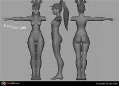girl line flow 3d Model Character, Game Character Design, Character Modeling, Character Art, 3d Modeling, Character Reference Sheet, Character Sheet, Character Concept, 3d Anatomy