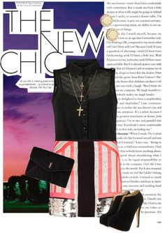 """the new chic"" by maya20076 ❤ liked on Polyvore"