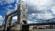 I LOVE LONDON! Can't wait to go back // Visit the Tower Bridge in London, England