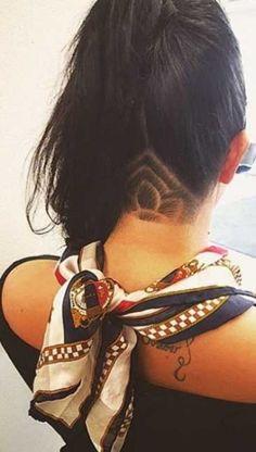 Le hair tattoo, une tendance tatouage plus péhémère
